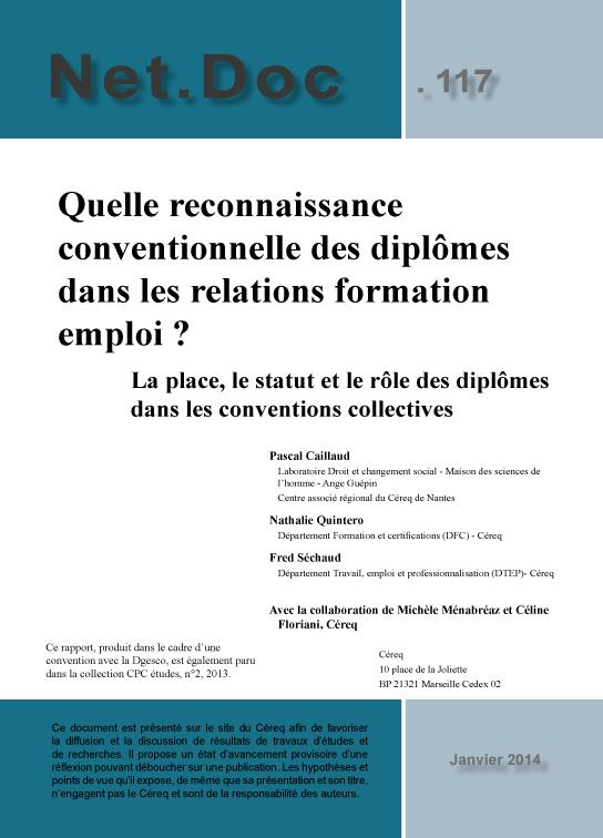 Quelle Reconnaissance Conventionnelle Des Diplomes Dans Les