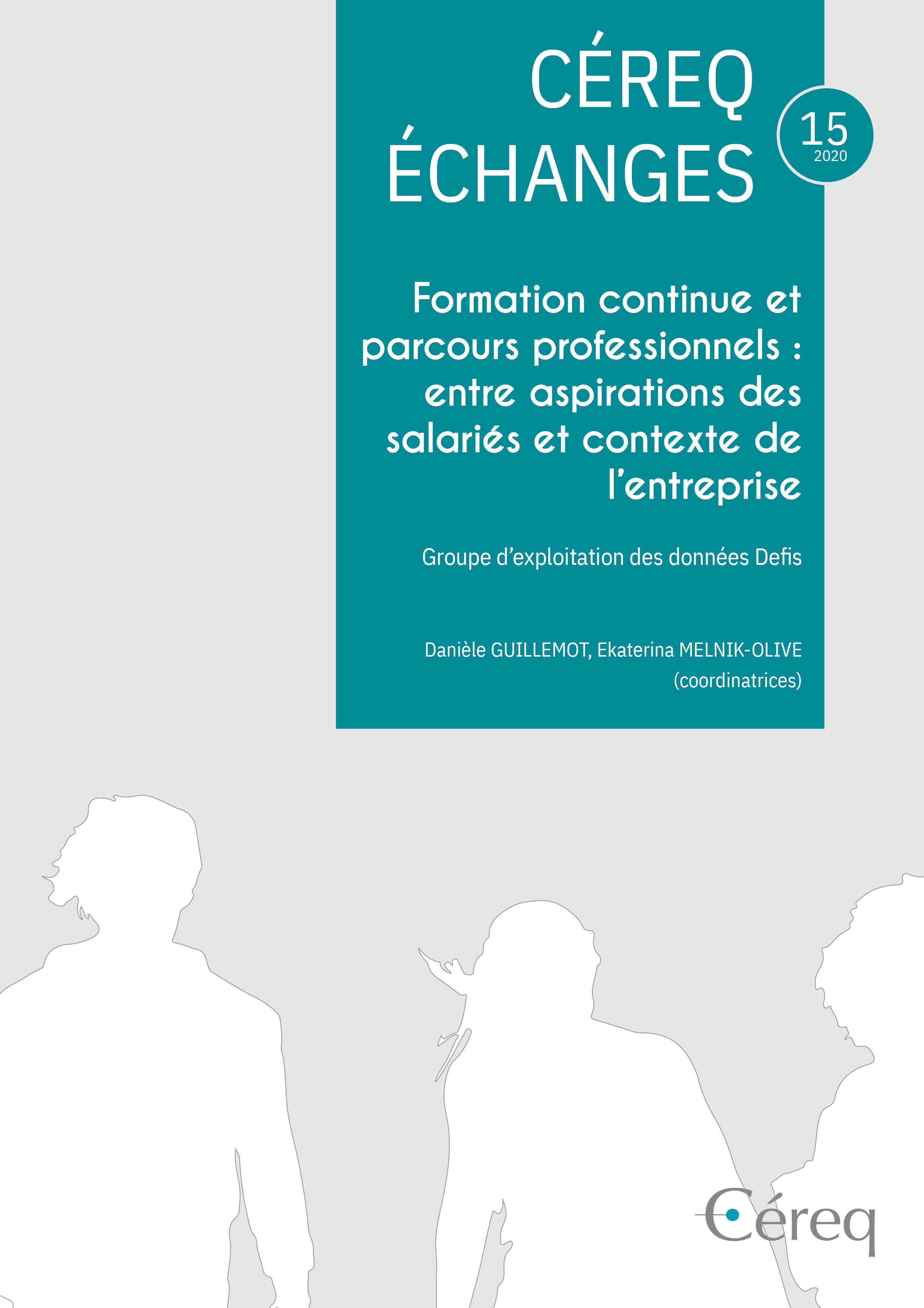 Vignette document Formation continue et parcours professionnels : entre aspirations des salariés et contexte de l'entreprise