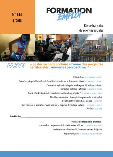 Couverture-collection Formation Emploi