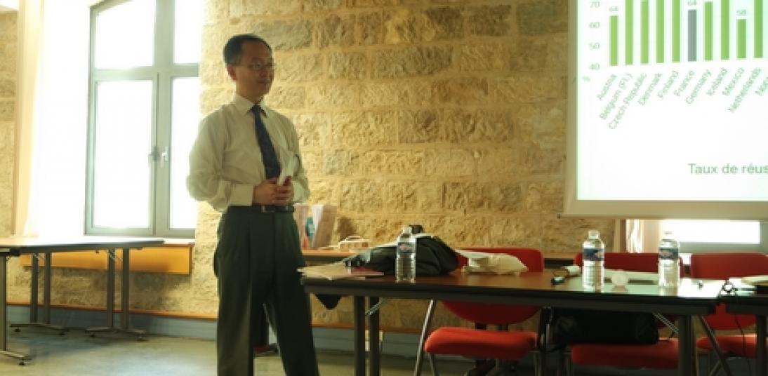 Lecture By Professor Jun Oba Cereq